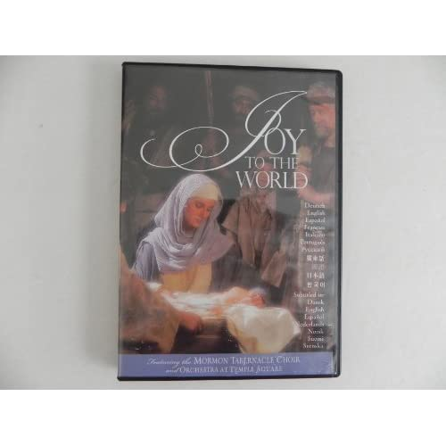 Image 0 of Joy To The World Multiple Languages Edition DVD Mormon Tabernacle