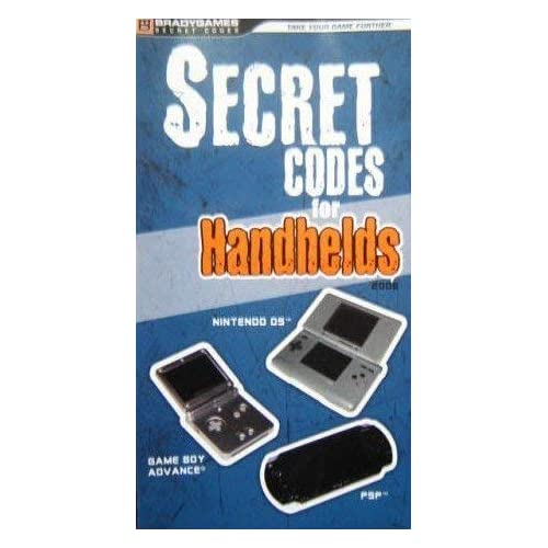 Secret Codes For Handhelds 2006 Strategy Guide