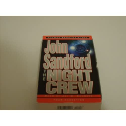 The Night Crew By John Sandford And Jay O Sanders Reader On Audio