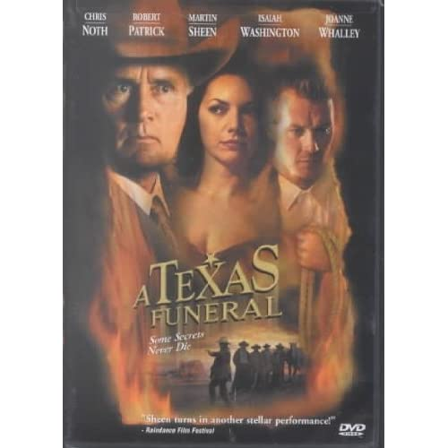 Image 0 of A Texas Funeral On DVD With Quinton Jones
