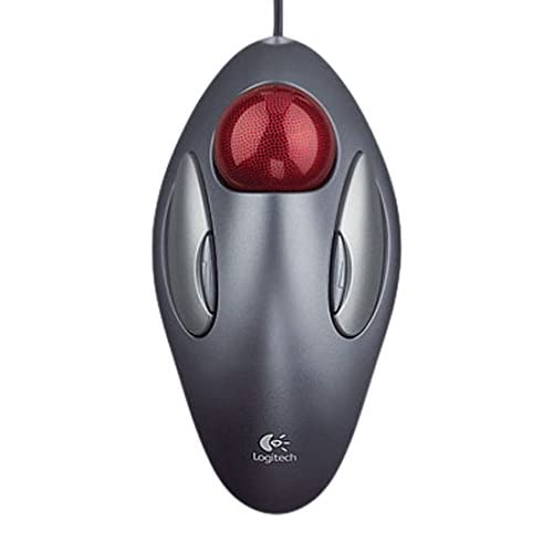 Image 0 of Logitech 910-000806 Trackman Marble Mouse 910-000806
