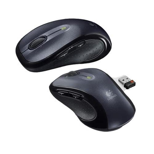 Image 0 of Logitech M510 Wireless Mouse In Black