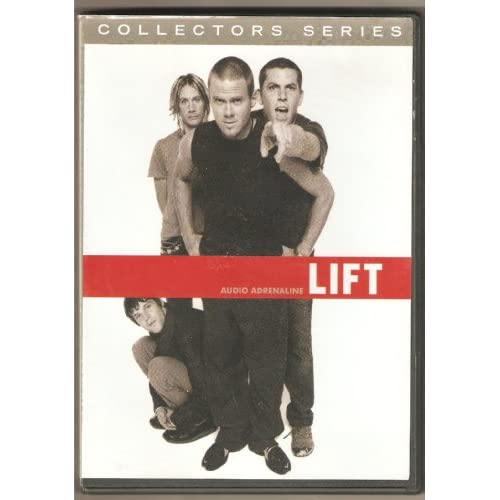 Image 0 of Audio Adrenaline Lift Collectors Series On DVD