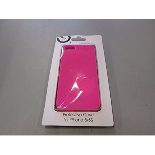Image 0 of iConcepts Protective Case For iPhone 5 5S SE Pink Cover Fitted DD558