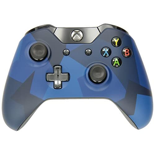 Image 0 of Special Edition Microsoft OEM Midnight Forces Wireless Controller For Xbox One