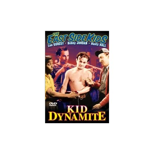Image 0 of East Side Kids Kid Dynamite On DVD with Leo Gorcey