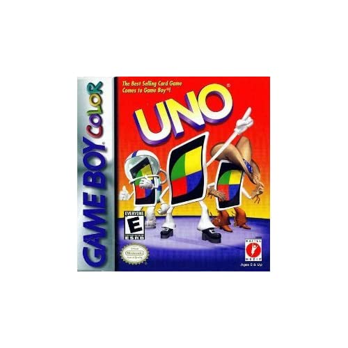 Image 0 of UNO On Gameboy Color