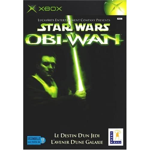 Image 0 of Star Wars Obi-Wan For Xbox Original