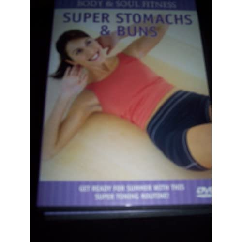 Image 0 of Body & Soul Fitness Super Stomachs & Buns On DVD
