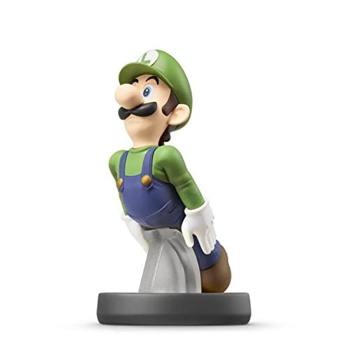 Image 0 of Luigi Amiibo Super Smash Bros Series