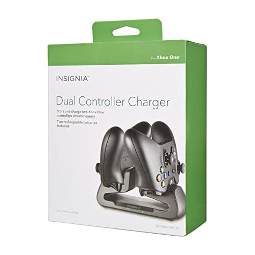 Dual Controller Charger For Xbox One NS-GXBODRC102