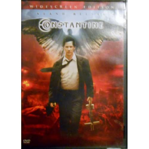 Image 0 of Constantine On DVD Horror