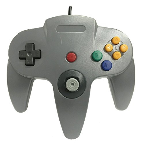 Image 0 of Generic Classic Wired Controller Joystick For Nintendo 64 N64 Game System