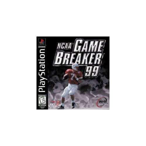 Image 0 of NCAA Gamebreaker 99 For PlayStation 1 PS1 Football