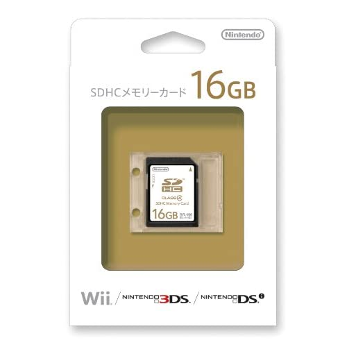 Image 0 of SDHC 16GB For Wii RVL-038 Memory Card Expansion
