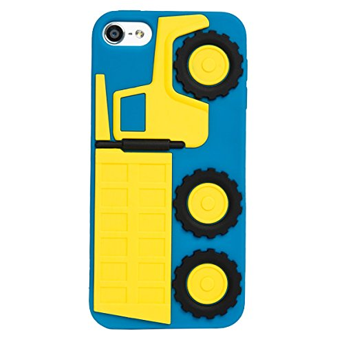 AGENT18 iPod Touch 5 5S 5SE Vest Truck Case Cover Fitted