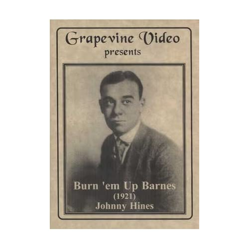 Image 0 of Burn 'Em Up Barnes On DVD