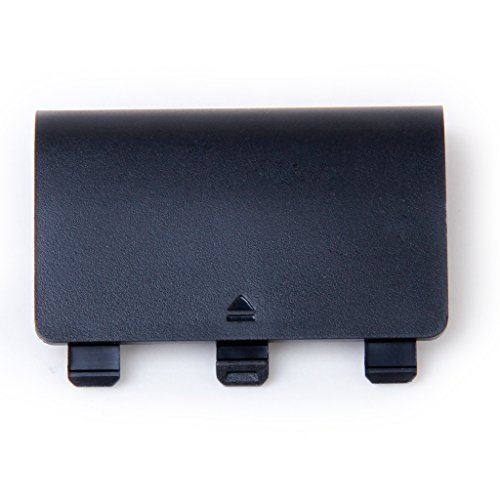 Black Battery Cover Door For Xbox One Wireless Controller