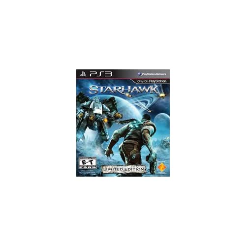 Image 0 of Starhawk Limited Edition For PlayStation 3 PS3 Shooter