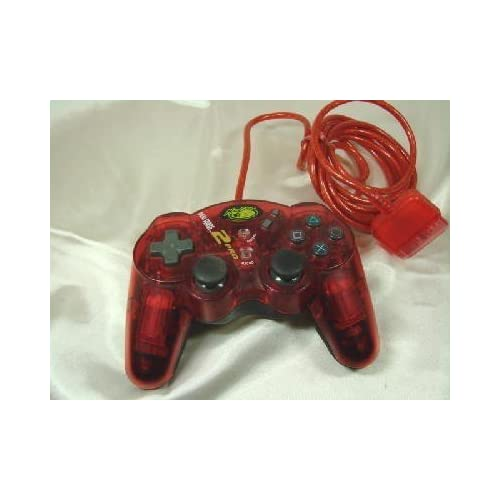 Image 0 of Mad Catz Dual Force 2 Pro PlayStation Game Controller For PlayStation 2 PS2 Mult