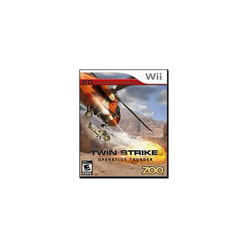 Image 0 of Twin Strike: Operation Thunder For Wii and Wii U