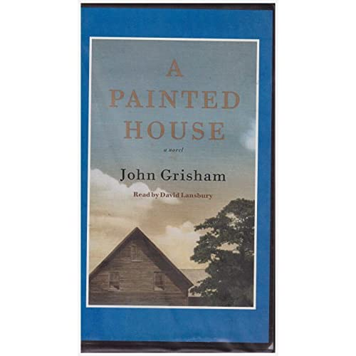 Image 0 of A Painted House By John Grisham Read By David Lansbury Special Edition Abridged