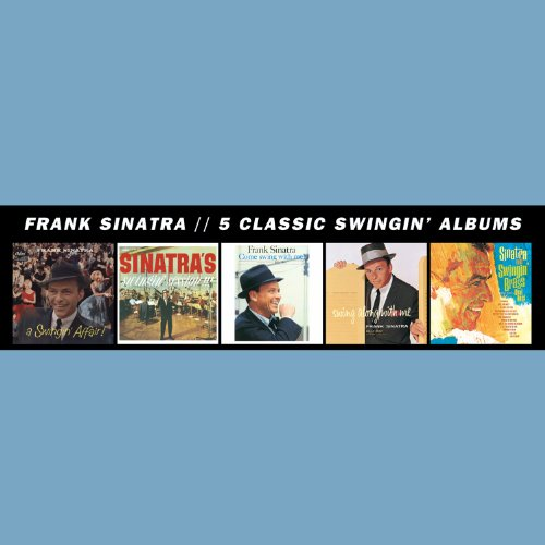 Image 0 of 5 Classic Albums 5 CD By Frank Sinatra On Audio CD Album 2013
