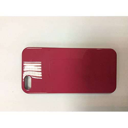 iConcepts Hardshell Case For iPhone 5 5S SE Pink/Black Cover