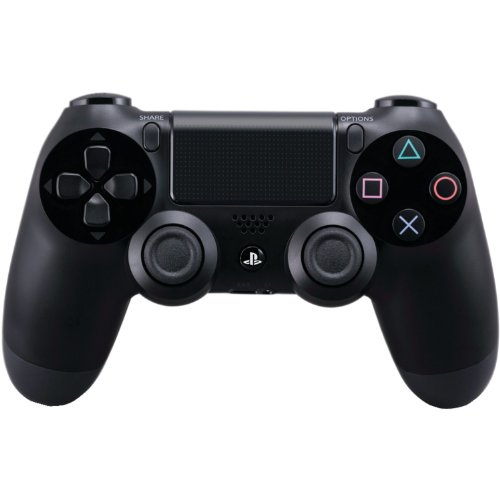 Image 0 of Sony OEM Dualshock 4 Wireless Controller For PlayStation 4 Jet Black