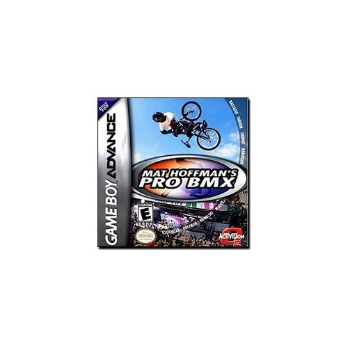 Mat Hoffman's Pro BMX For GBA Gameboy Advance