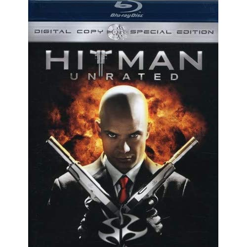 Image 0 of Hitman Blu-Ray On Blu-Ray With Timothy Olyphant Mystery