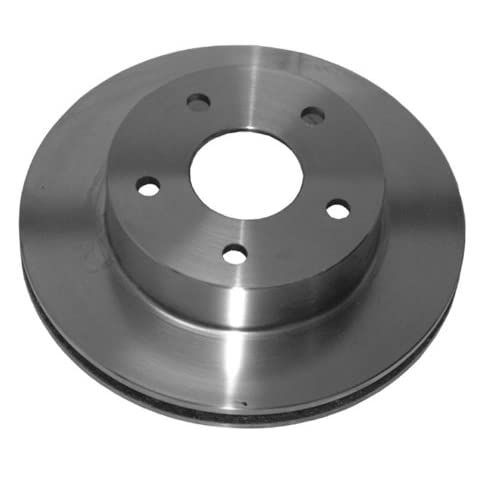 Acdelco 18A884 Professional Front Driver Side Disc Brake Rotor