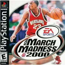 Image 0 of NCAA March Madness 2000 PS1 For PlayStation 1