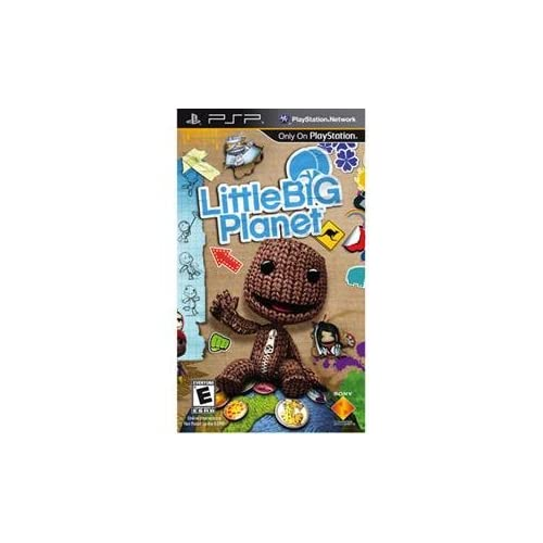 Image 0 of Little Big Planet Game For Sony PSP