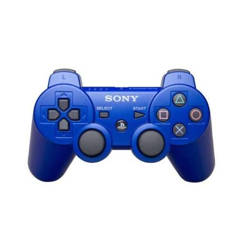 Image 0 of Sony 99007 PS3 Dualshock 3 Controller Metallic Blue