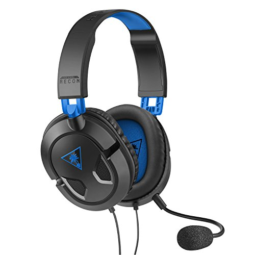 Image 0 of Turtle Beach Ear Force Recon 50P Stereo Gaming Headset PS4 For PlayStation 4 Mic