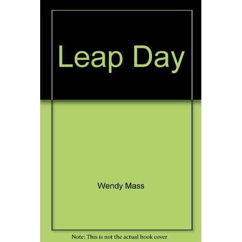Image 0 of Leap Day On Audio Cassette