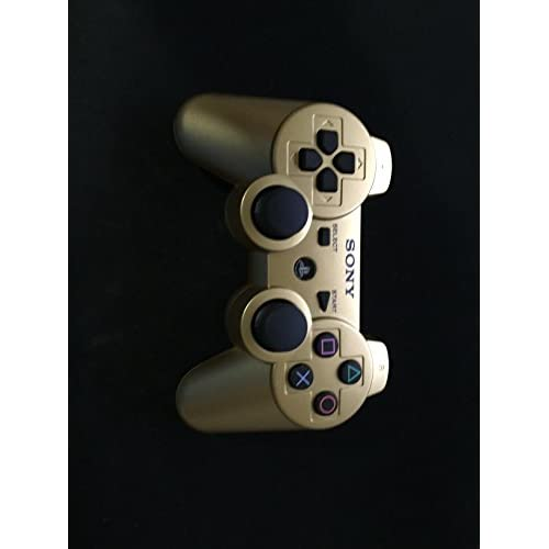 Image 0 of Dualshock 3 Wireless Controller Pure Gold Official Sony Controller For