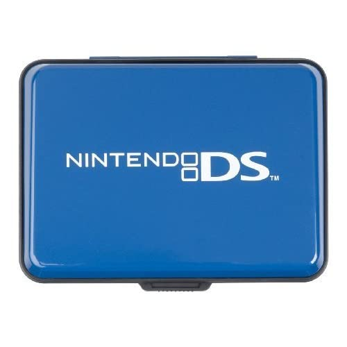 Image 0 of Official Nintendo Universal Hard Case For DS Lite DSi And DSi XL Blue Game