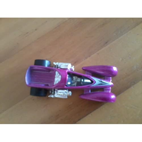1999 First Editions #15 Screamin' Hauler #918 By Hot Wheels Toy Purple