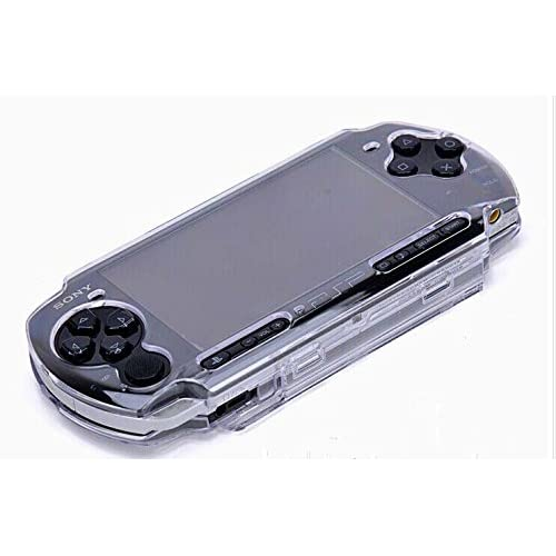 Image 0 of Cover Skin Case For Sony PSP 2000 2001 3000 3001 Clear Crystal