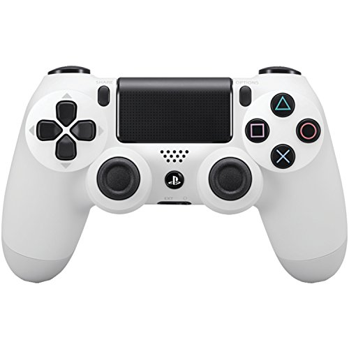 Image 0 of Sony Dualshock 4 Wireless Controller For PlayStation 4 Glacier White