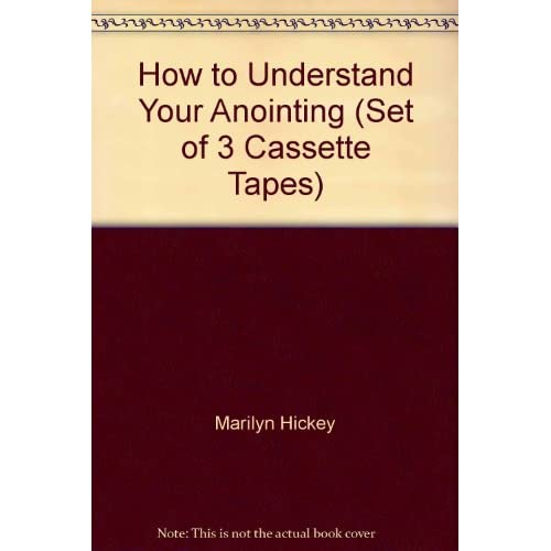Image 0 of How To Understand Your Anointing Set Of 3 Cassette Tapes On Audio Cassette