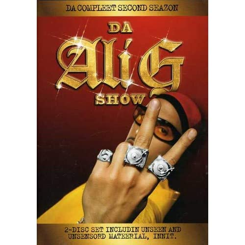 Image 0 of Da Ali G Show The Complete Second Season On DVD With Sacha Baron Cohen