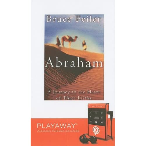Abraham: Library Edition On Audiobook By Bruce S Feiler