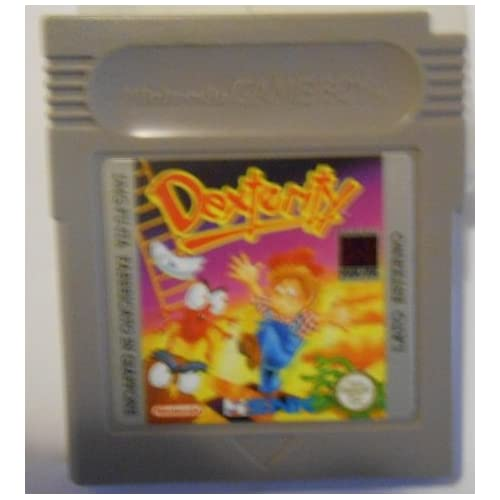 Dexterity Game Boy Game