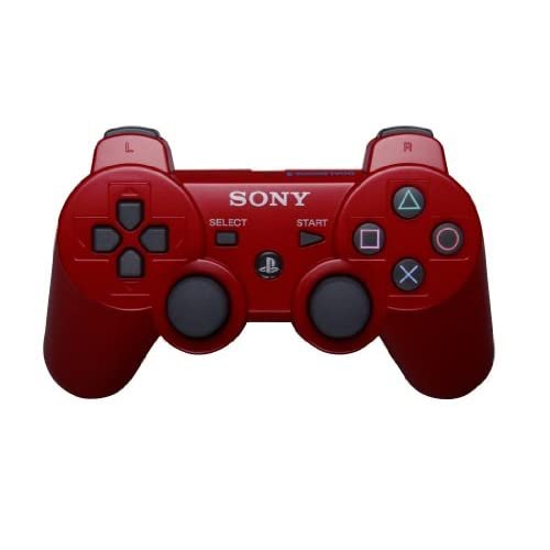 Image 0 of PlayStation 3 Dualshock 3 Wireless Controller Red