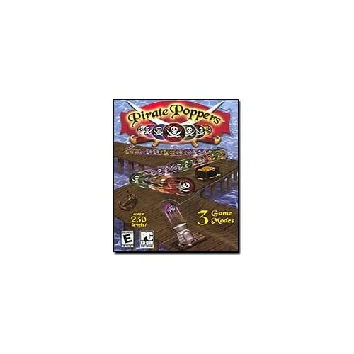 Image 0 of Pirate Poppers For PC Software