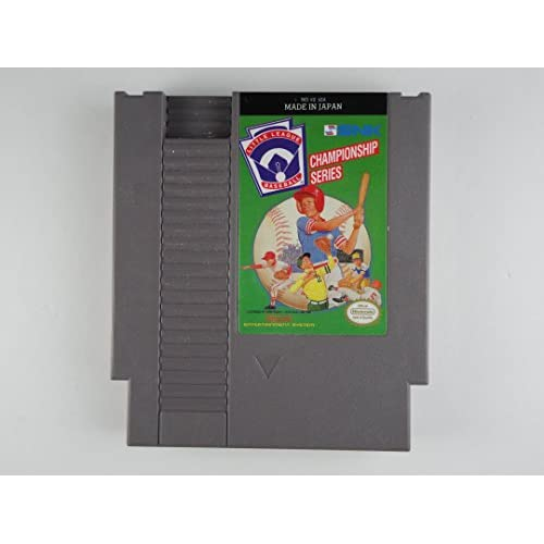 Image 0 of Little League Baseball Championship Series Nintendo NES For Nintendo NES Vintage