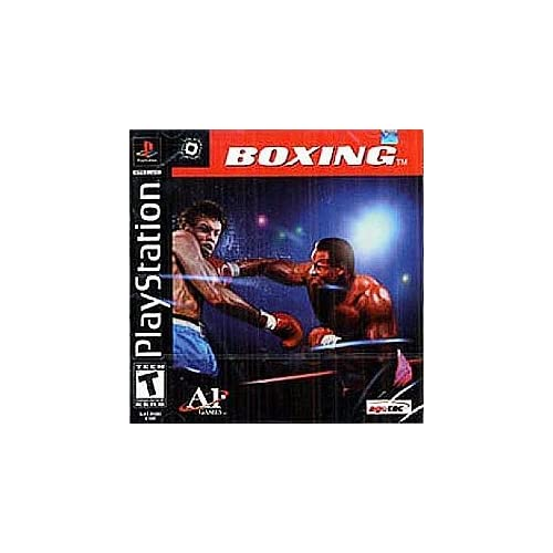 Image 0 of PlayStation Boxing For PlayStation 1 PS1